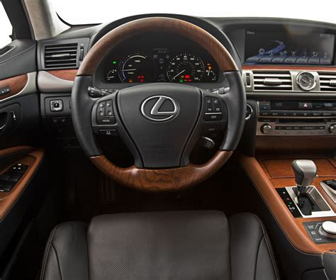 lexus ls interior 2017 2017 lexus ls might get hydrogen powered modification