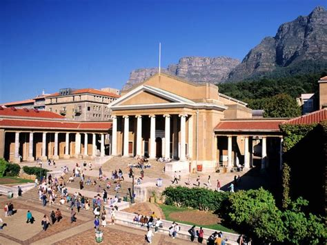 Uct Mba South Africa by College College Cape Town