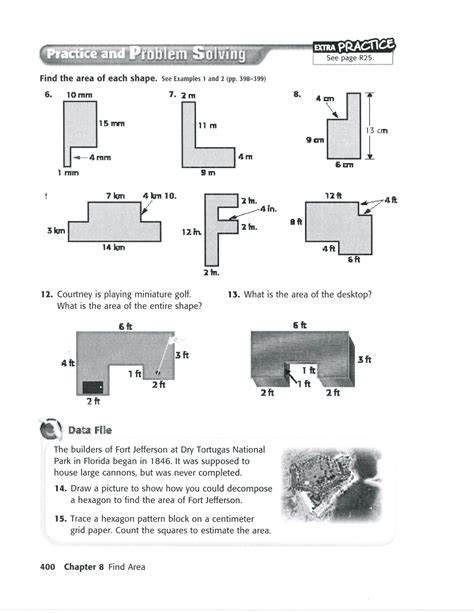 area and perimeter of composite figures worksheet free worksheet area of composite figures worksheet phinixi worksheets for free