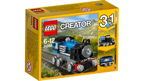Wbxonia Set 3 In 1 31054 blue express lego 174 creator products and sets lego us creator lego