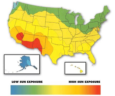 sun map usa sunforce 50048 60w solar charging kit automotive