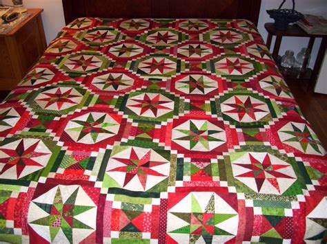 Smith Mountain Morning Quilt Pattern by Happy To Be Scrappy December 2014