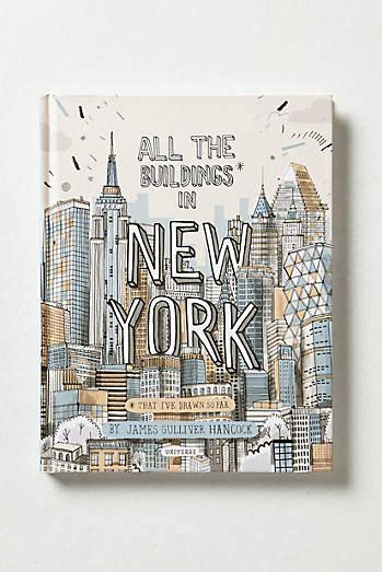 New York Coffee Table Books All The Buildings In New York New York House And Coffee Table Books