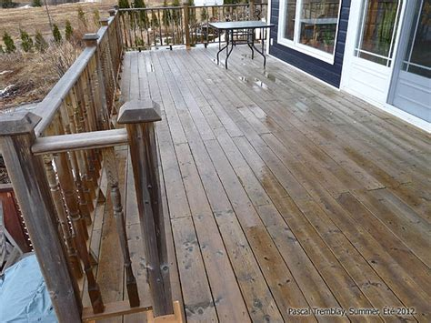 Lay Decking On Patio by Build Deck Balcony And Front Porch How To Lay