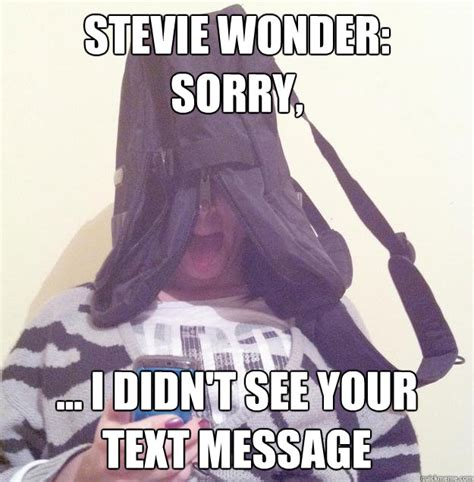 Stevie Wonder Memes - stevie wonder meme