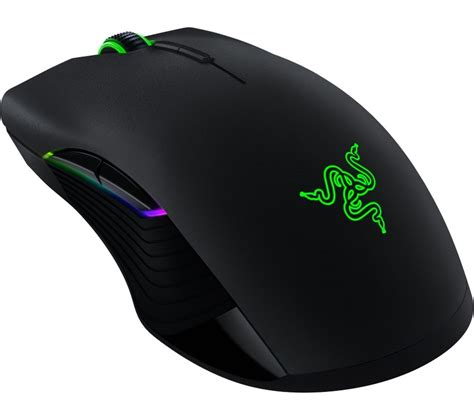 Mouse Gaming razer lancehead laser wireless gaming mouse deals pc world