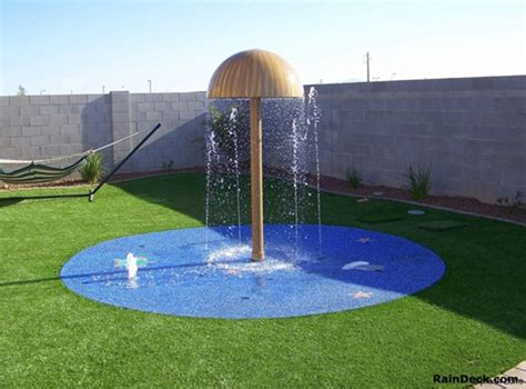 backyard splash pad chasing roots weekly wrap up 7 6 12