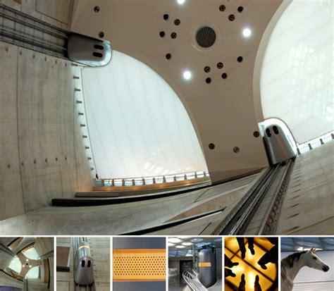 mercedes benz museum elevator mercedes benz museum elevators notcot