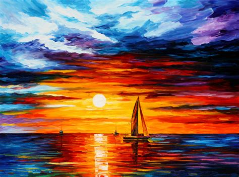 boat browser old version download oil painting sailing boat oil painting mural wallpaper