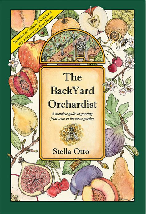 the backyard orchardist seed savers exchange