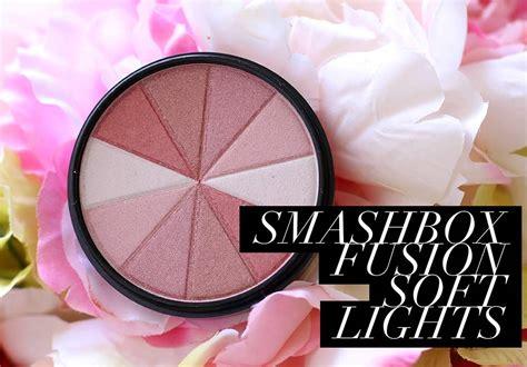 smashbox fusion soft lights smashbox fusion soft lights in baked starblush
