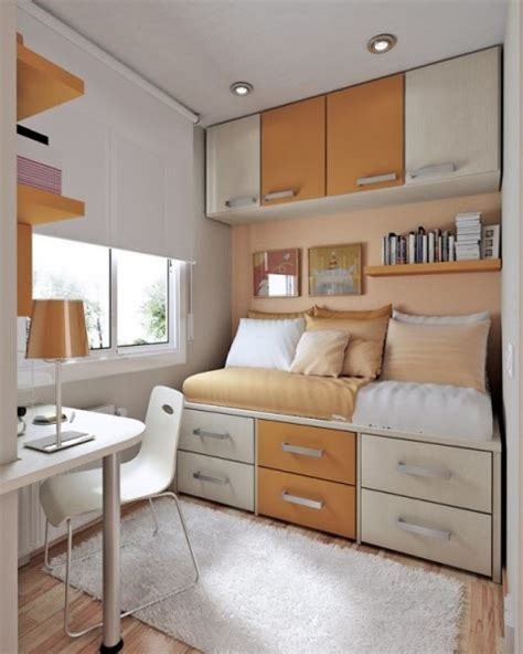 Design For Small Bedroom Small Space Bedroom Interior Design Ideas Interior Design