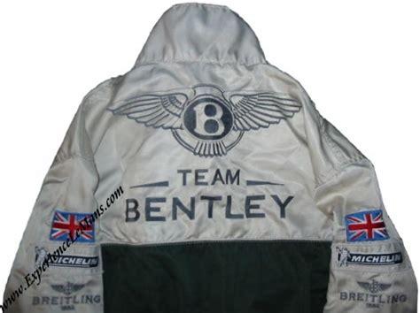 bentley racing jacket bentley at the 24 heures du mans