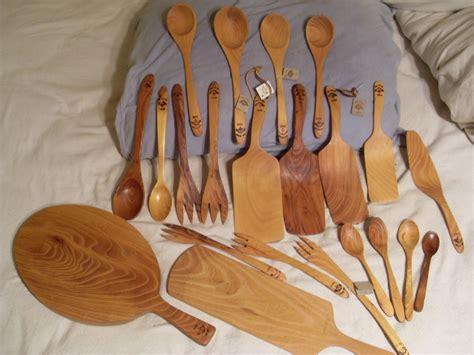 wooden kitchen utensils  osageman  lumberjockscom
