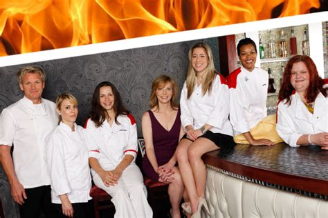 Hells Kitchen Contestants by Another Visit To Hell S Kitchen Epicurious