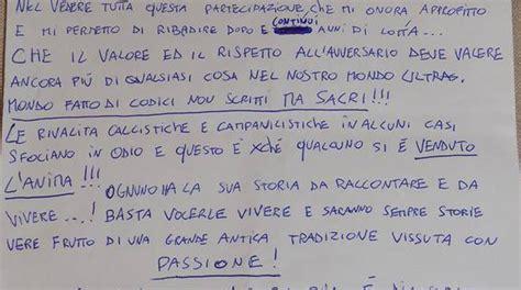 lettere per dire grazie il bocia scrive una lettera quot odio fisbuk grazie a tutti