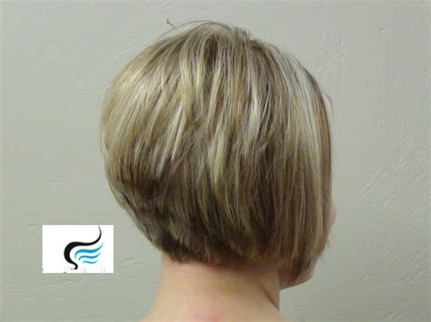 rear view hairstyles gallery graduated layered bob back view www imgkid com the