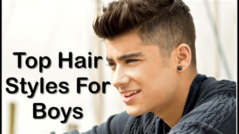 how to style boys wiry hair top 10 hair style for boys and how to make hair style