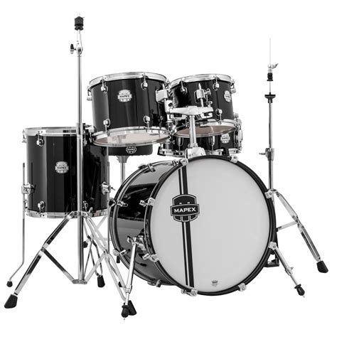 Jazz Drum Drum Set Mainan Edukatif mapex voyager 5 jazz drum set shell pack 20 quot bass 10 12 14 quot toms 14 quot snare vr5044t