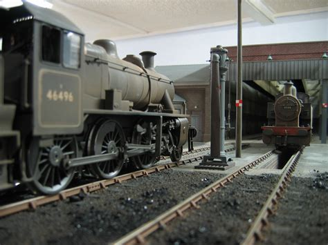 The Engine Shed Model Railway Shop by One The One Model Railway Association