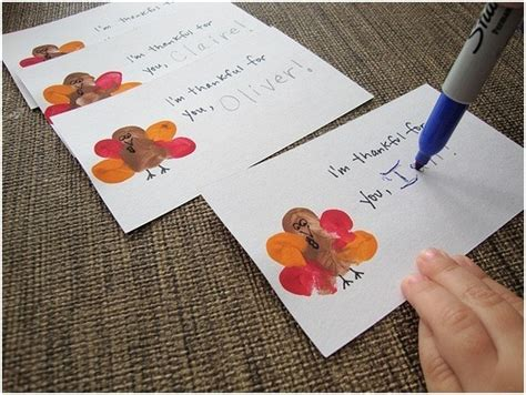 Handmade Turkey Crafts - 36 thanksgiving craft ideas for