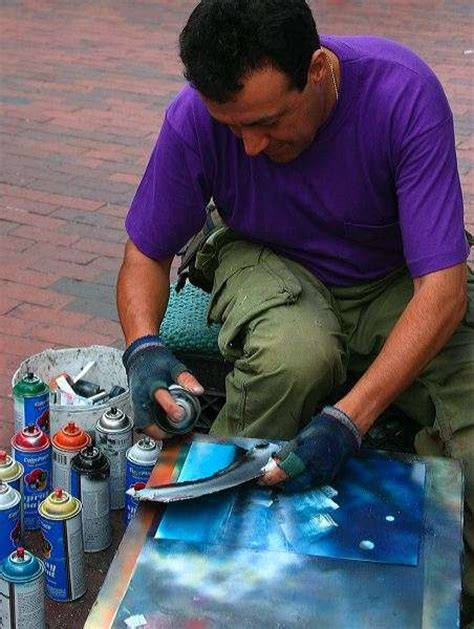 spray painter looking for work spray paint picassos