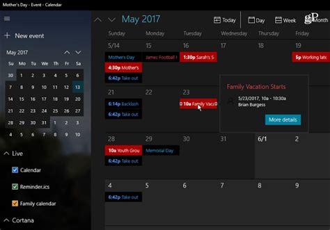 Calendar App For Windows Shared Calendar App For Windows Calendar