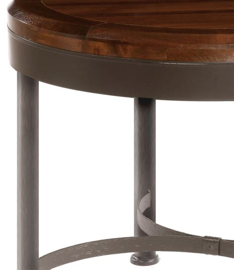 cedarvale iron cafe table 36 quot round