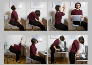 Stretches At Desk by Stretches At Your Desk Shaping