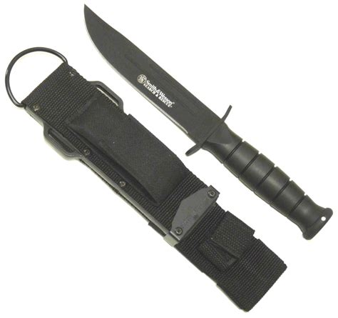 smith and wesson rescue knife smith wesson search rescue knife wswchsur2 tactical
