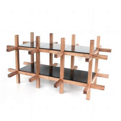 Inspired Furniture by Toys Inspired Furniture By Kengo Kuma And Associates