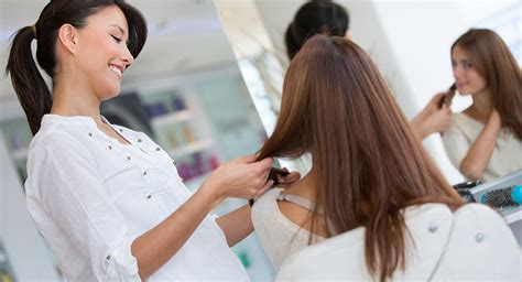 how to get a hair cut to hide frizz and round face haircut vayo massage beauty salon in phuket