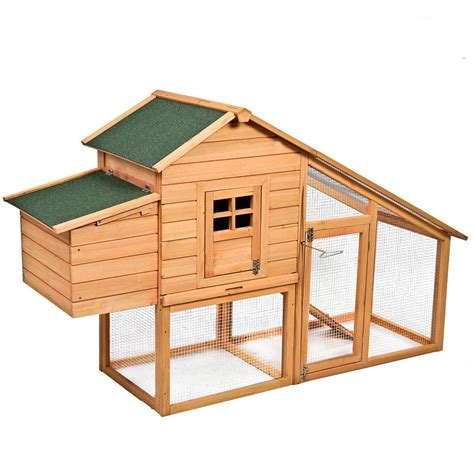 Chicken Hutch Design Gym Equipment Chicken Coop Deluxe Wooden Nest Box Hen