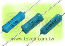 precision resistor ppm ultra precision resistor established re token components