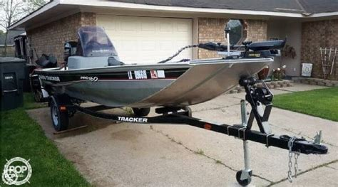used boat parts louisiana 2013 bass tracker pro160 bossier louisiana boats