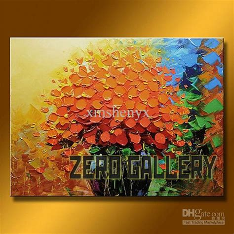 famous wall paintings new famous artists beautiful modern color palette knife