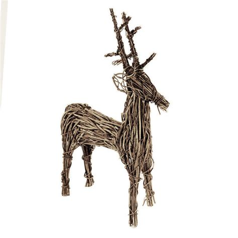 buy wicker reindeer the worm that turned revitalising
