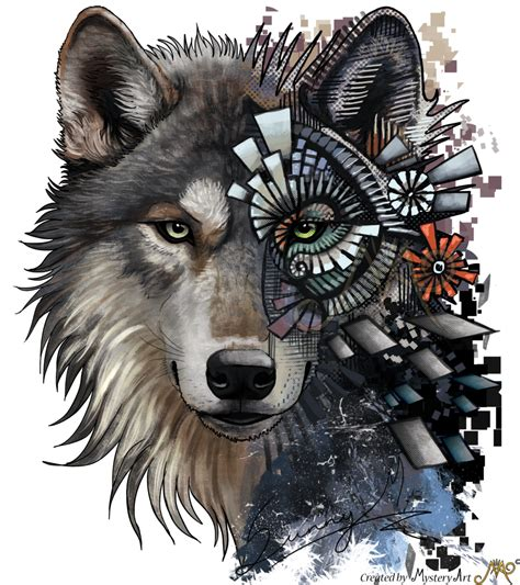 save the wolf by sunima on deviantart