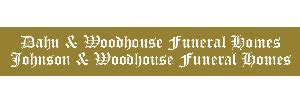dahn woodhouse funeral home carroll logo