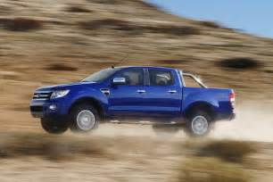 all new ford ranger compact truck revealed but it s