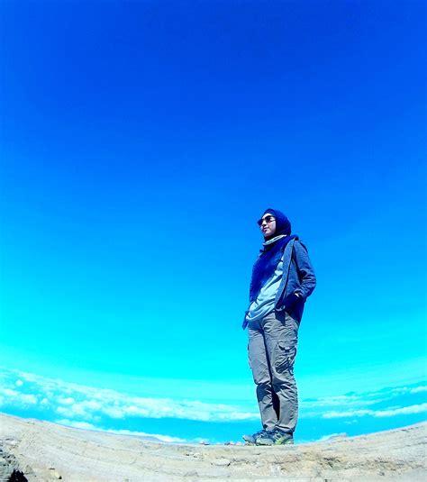 gambar tutorial hijab  naik gunung tutorial hijab