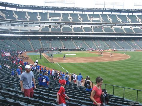 Rangers Sections by Globe Park Section 40 Rateyourseats