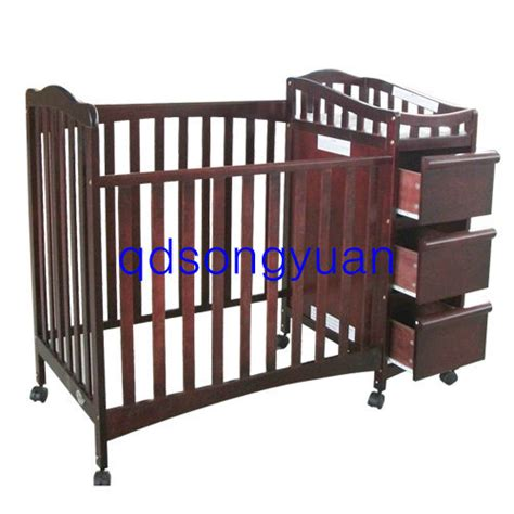 Wooden Cribs For Babies China Wooden Baby Crib Tyy 2011 Wooden Baby Cribs