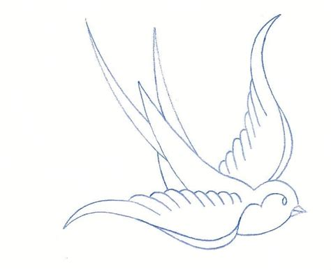 classic swallow tattoo design traditional bird by tat 2 u deviantart ink me