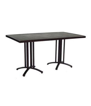 bermex dining room rectangle table costa rican furniture vintage metro rectangular dining table costa rican furniture