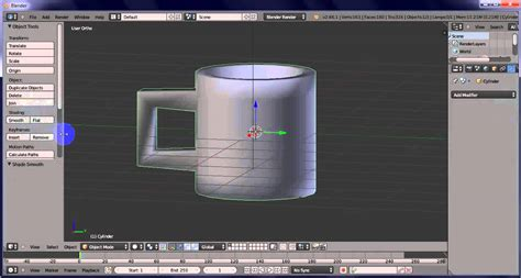 membuat video animasi di blender tutorial membuat animasi gelas pada aplikasi blender youtube