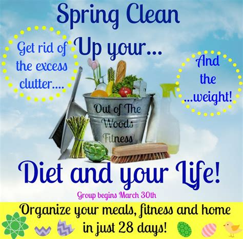 How To Clean Up L clean up your diet and cathy l woods