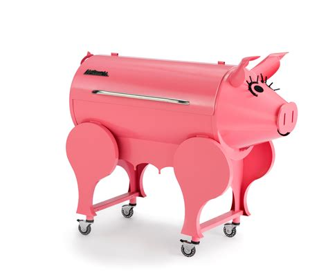lil pig mountain air bbq grills