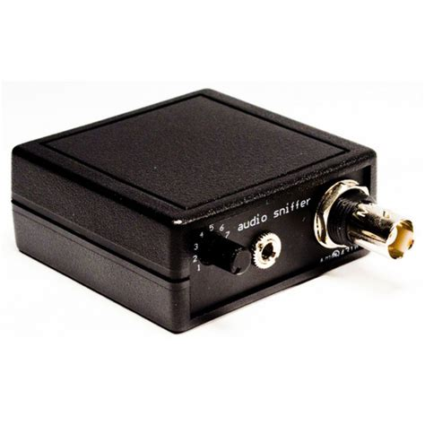 open sniffer open labs audio sniffer kit kitolaudiosnffr by