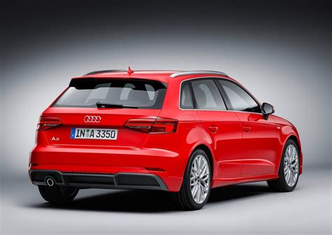 New Audi A3 Sportback 2018 by Car Features List For Audi A3 Sportback 2018 Rs3 367 Hp